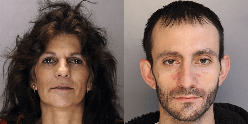 Schuylkill County Mother and Son Busted Operating a Meth Ring