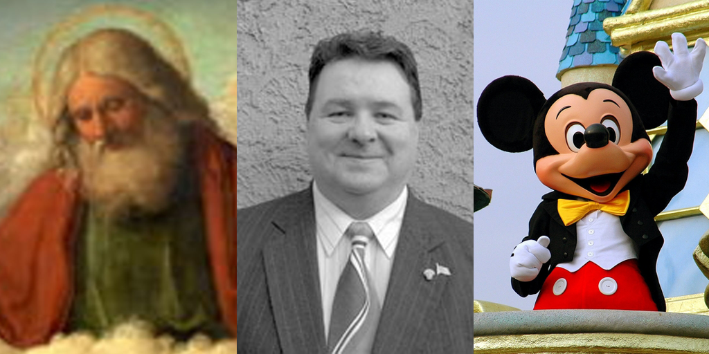 God, Gary Hess, and Mickey Mouse – The Schuylkill County Write-in Votes are Certified