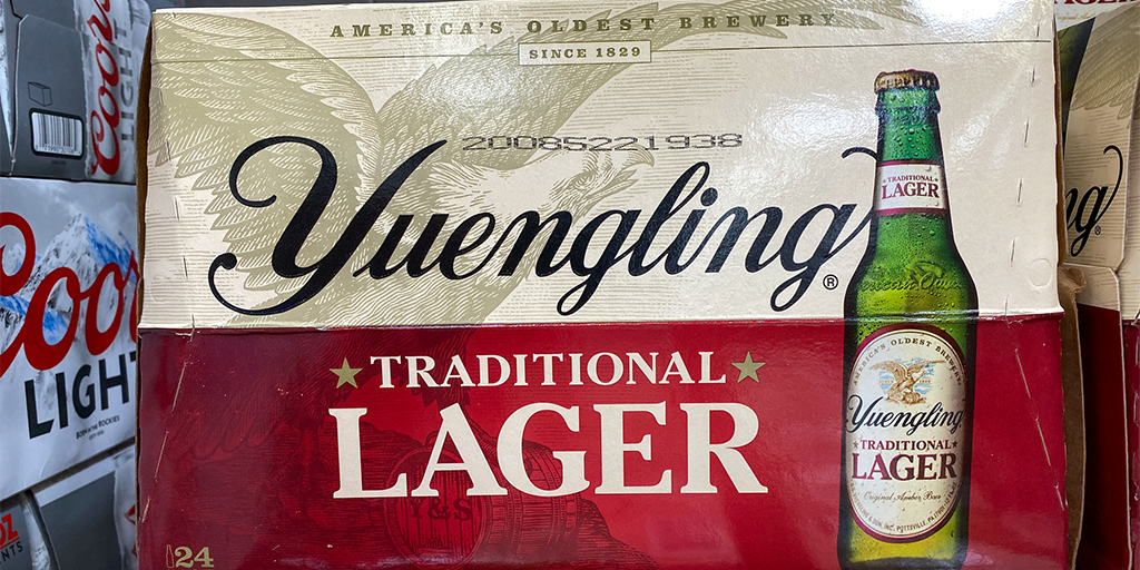 yuengling traditional lager case