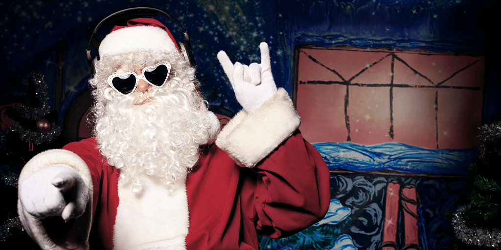 Our Definitive Christmas Playlist for the Party You're Not Supposed to Have