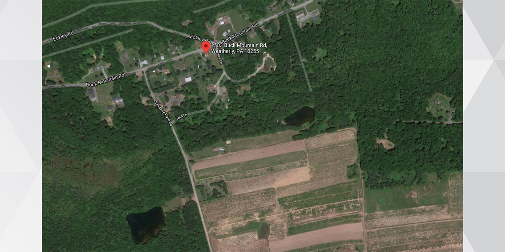 Search Continues Tuesday in Icy Weatherly Area Pond for Possible Fall Victim