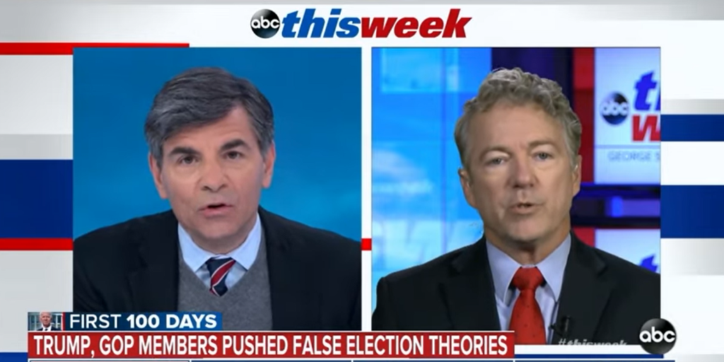 abc news this week rand paul interview