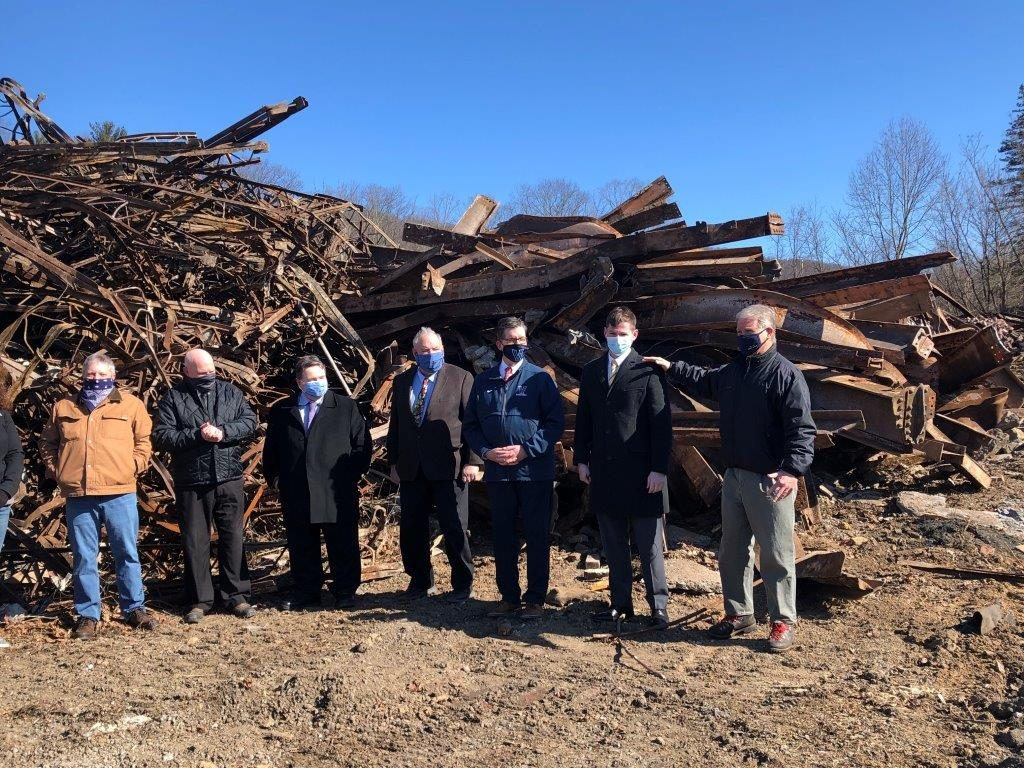 Schuylkill County Gets $2M in Demolition Grant Money