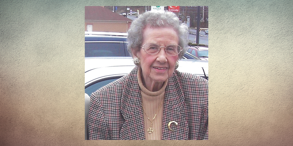 Charlotte M. Smith, 93 – Retired Buyer for Pomeroy's