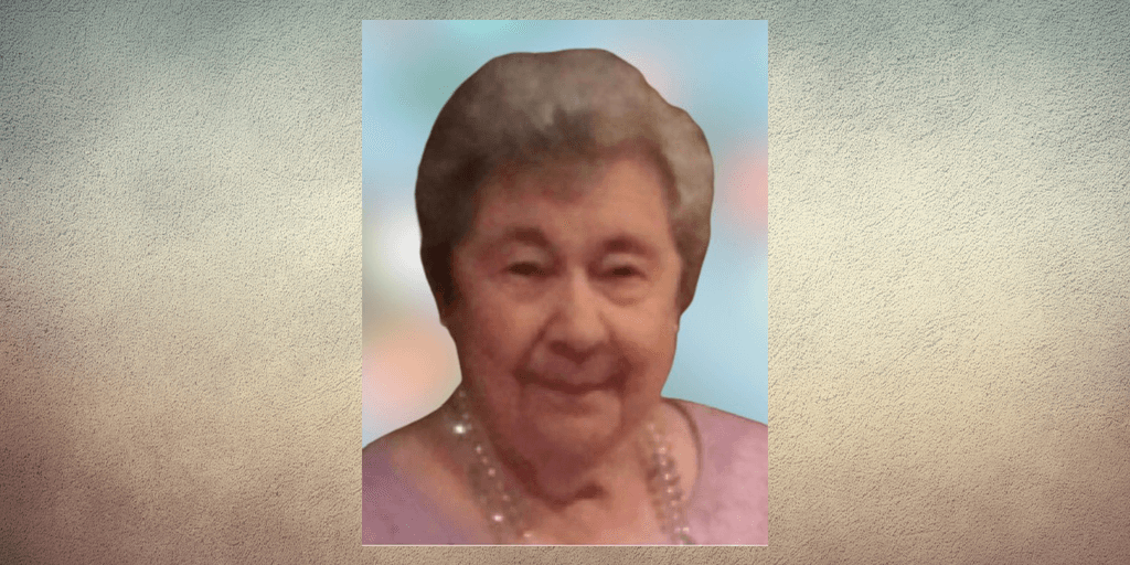 Peggy Showers, 92 – Tower City High Class of 1946 Valedictorian