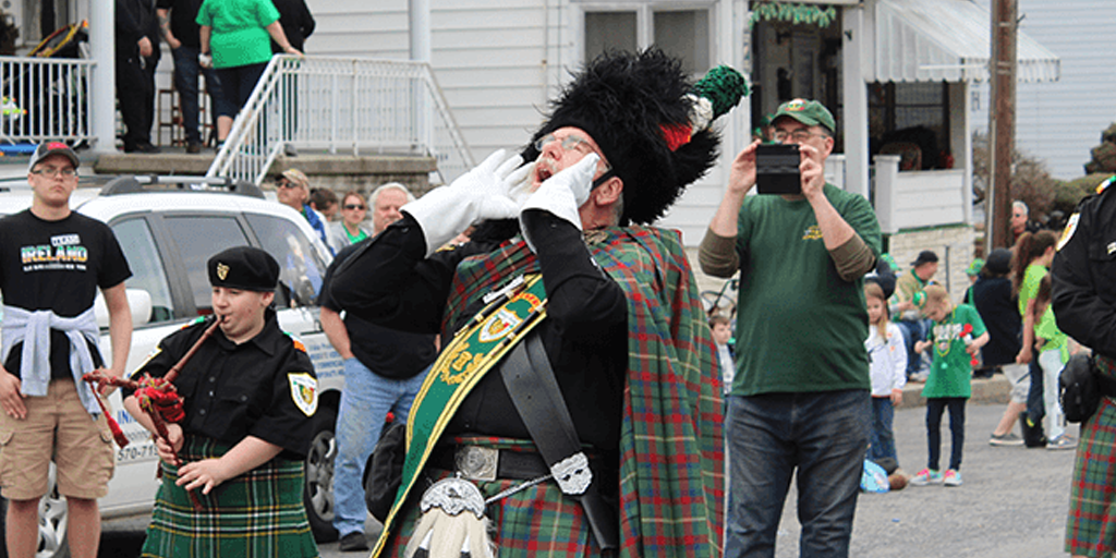 Girardville St. Patrick's Day Parade Canceled Until 2022