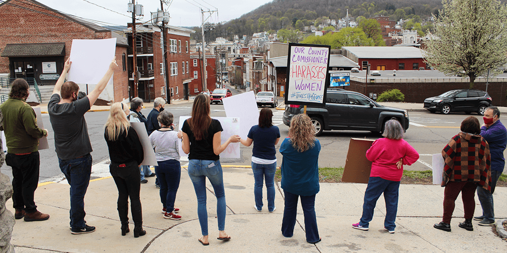 Third Halcovage Protest Planned for Saturday in Pottsville