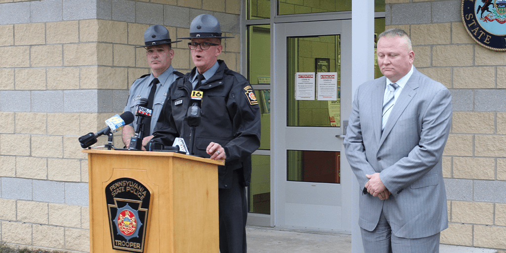 pottsville man charged murder schuylkill county road rage incident route 61