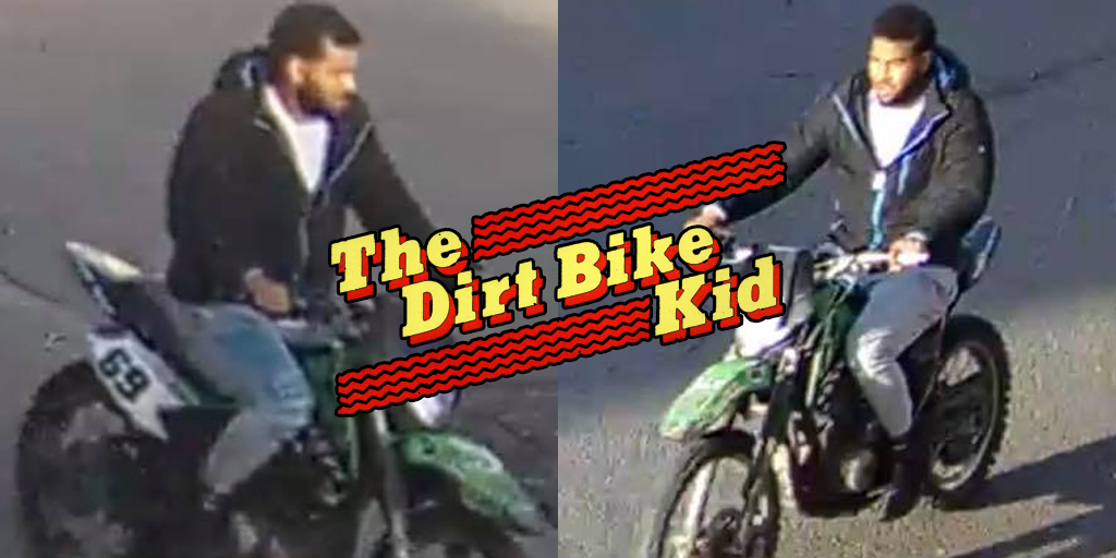 """People Seem to Think Man Wanted by Shenandoah Police is MTV """"Star"""" Kieffer Delp – Looks Like The Dirt Bike Kid to Us"""