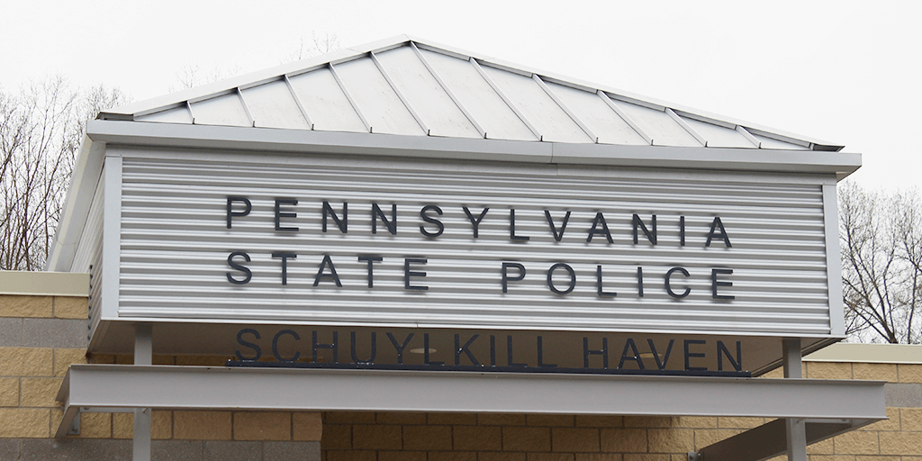 state police schuylkill haven