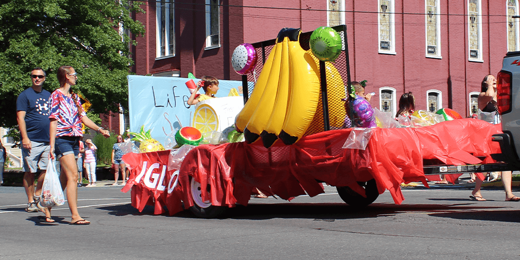 port carbon 4th of july parade 2021