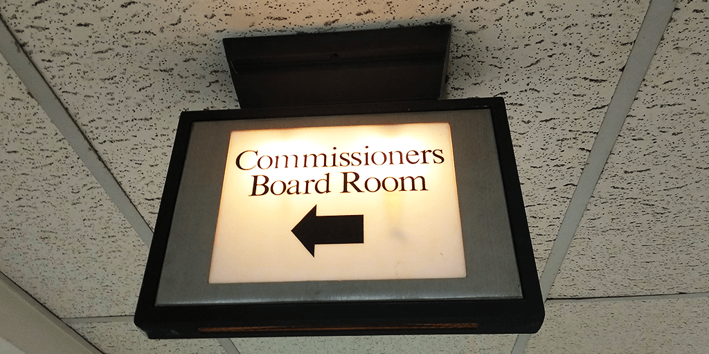 schuylkill county commissioners board room