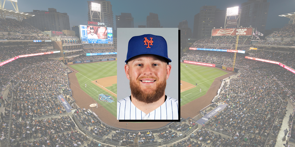 Blankenhorn Gets First Big League RBI with Mets Saturday Night