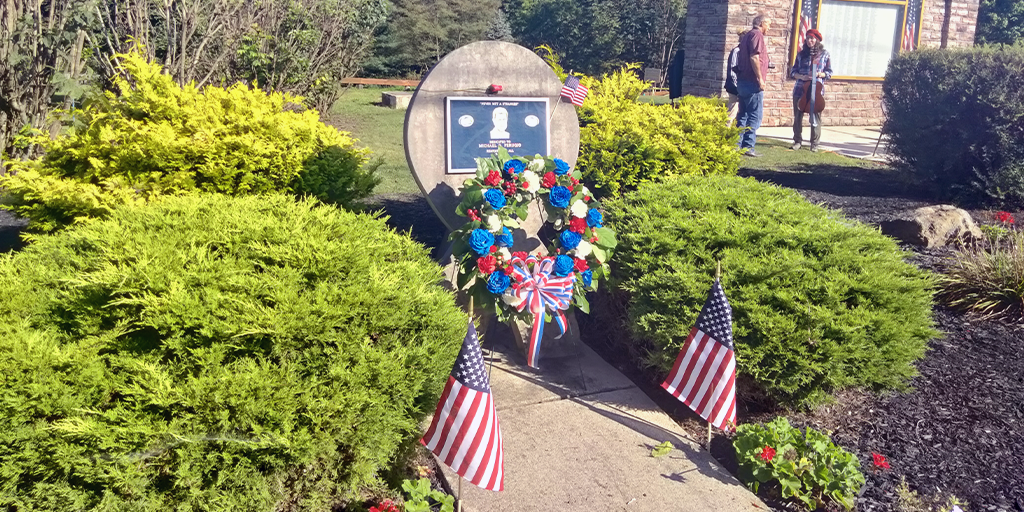 #NeverForget 🇺🇸 Palo Alto Marks 20th Anniversary of September 11th Attacks