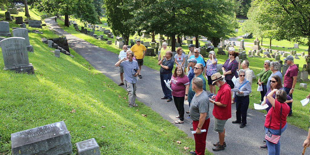 Baber Cemetery Day Celebrated in Pottsville (Photo Gallery)