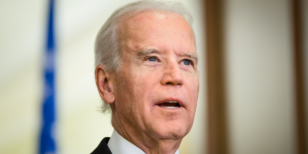 Biden is Nearly Incomprehensible at What We Think is a Vaccine Event
